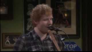 Ed Sheeran + Undateable [Photograph]