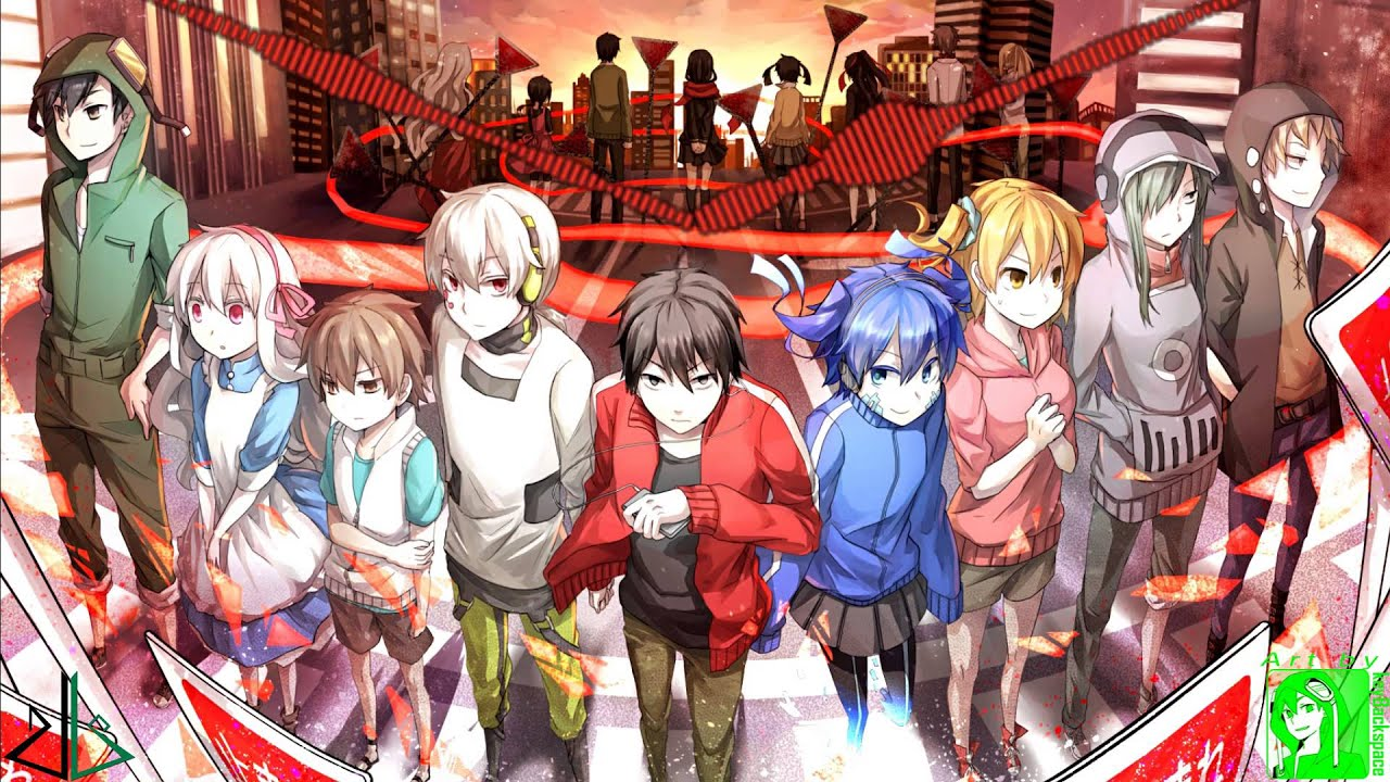 mekaku city actors wallpaper phone - photo #30