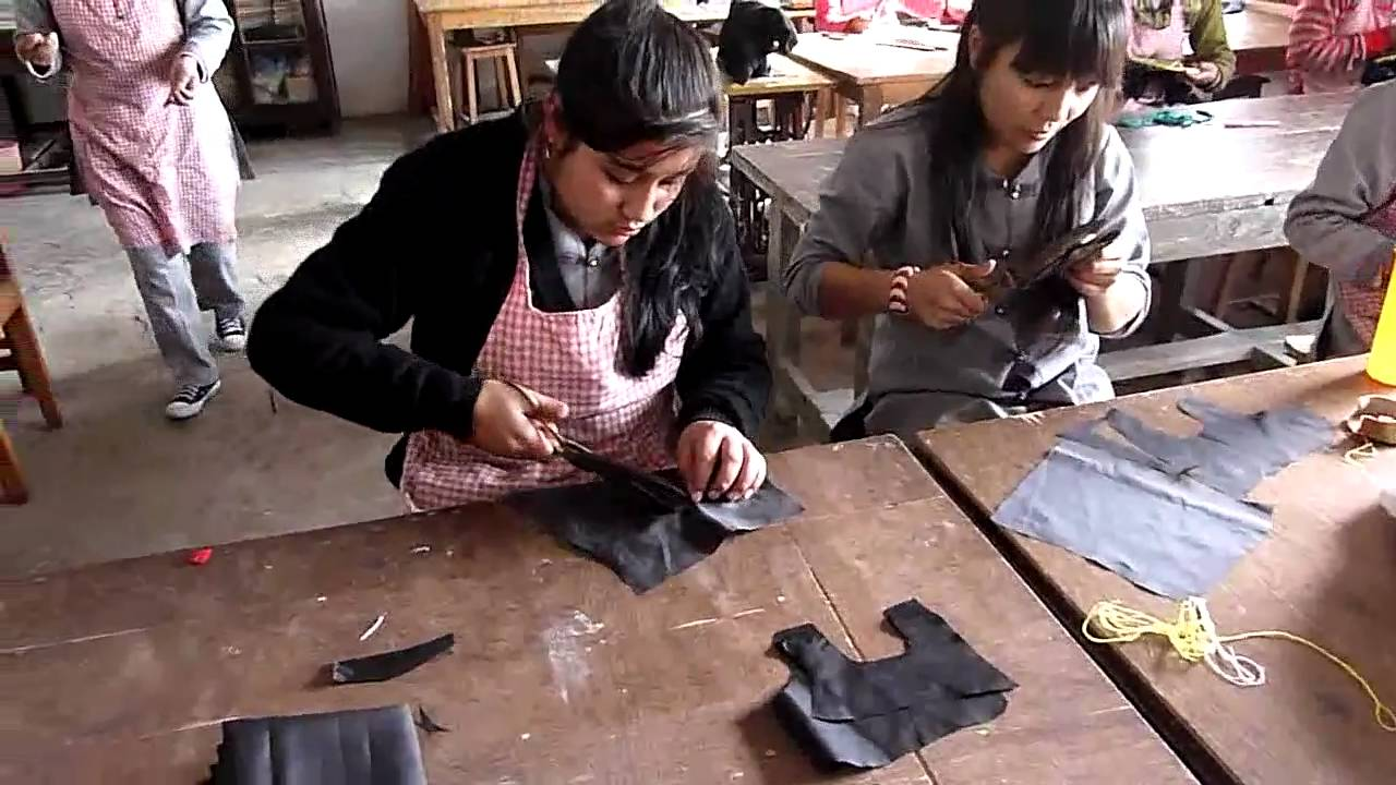 Gangtok Sewing Class At Sikkim Department Of Handloom And
