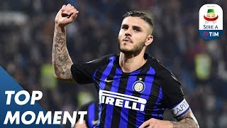 Icardi's Second Goal Against Spal | Spal 1-2 Inter | Serie A