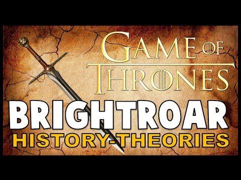 Brightroar: House Lannister's Valyrian Steel Sword