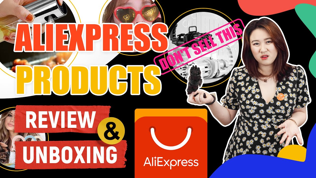 AliExpress Dropshipping Winning Products Review and Unboxing | Coupon GIVEAWAY