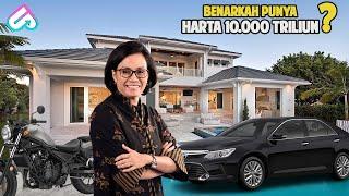 Download lagu BERGELIMANG HARTA, Inilah Kekayaan dan Koleksi Kendaraan Mewah Menteri Keuangan Sri Mulyani
