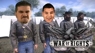 AngryJoe Plays War of Rights! [Civil War Game!]