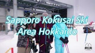 Sapporo Kokusai Ski Area 23 02 2018 thumbnail