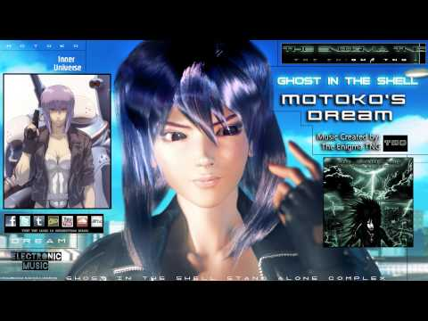 Ghost in the Shell - Motoko's Dream - The Enigma TNG