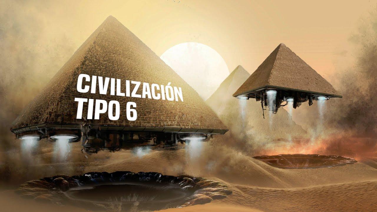 ¿Qué se Esconde Bajo la Civilización Tipo 6?