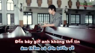 Cho vơi nhẹ lòng - Ngô Kiến Huy [ Karaoke ] beat