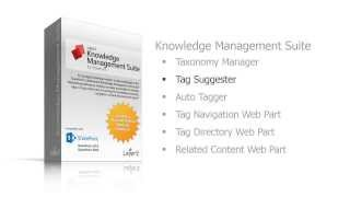 SharePoint Content Classification: Layer2 Tag Suggester