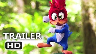 WOODY WOODPECKER New Clips + Trailer (2018) Live-Action Animated Comedy Movie HD thumbnail