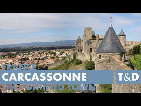 Carcassonne The Fortified Town