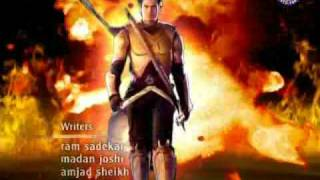 "Star Plus Drama "" Hatim "" - Opening Theme"