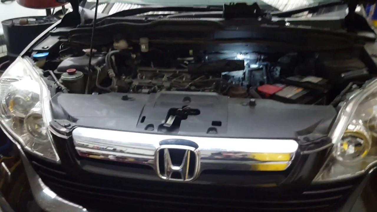 hight resolution of honda cr v 2008 diesel i ctdi fuel filter removal replacement howhonda cr v 2008 diesel
