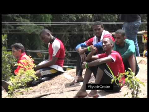 SPORTS CENTRE; CANOEING IN KENYA