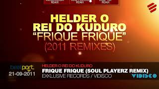 Queima Bilha & Camilo - Frique Frique (2011 Remixes) [Teaser]