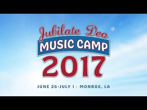 Jubilate Deo Summer Music Camp - 2017 Promo