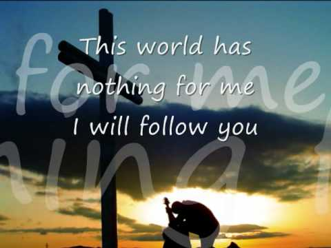 I Need You Jesus Come to My Rescue Karaoke Instrumental Christian Video Without Music as sung by Newsong