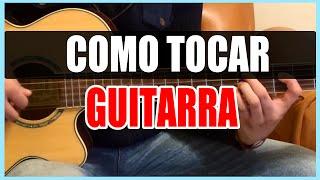 Como tocar guitarra en 10 minutos!