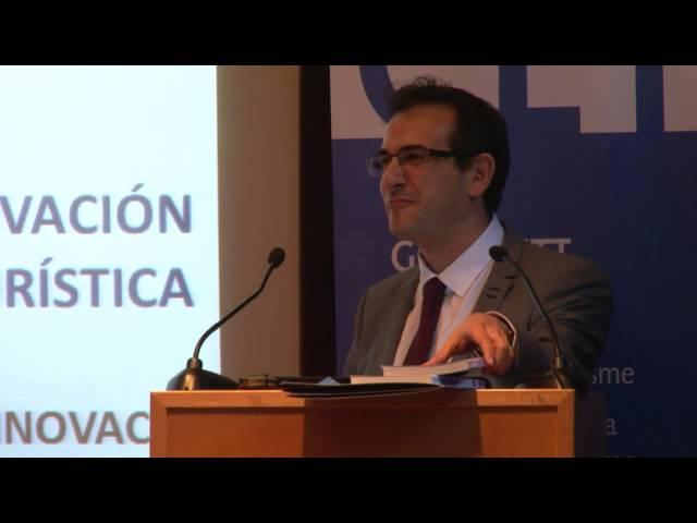 Clausura Jornada Innovación Promoción Turística CETT