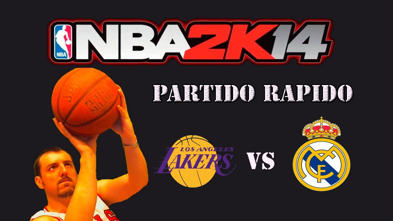 Nba 2ktorce Ps4 Lakers 90 Vs Real Madrid 1080 P Youtube