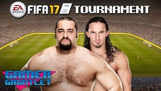 FIFA 17 Tournament Finals: Rusev vs. Neville — Gamer Gauntlet
