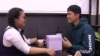 HẸN NGAY ĐI 2018 - Trải Nghiệm - FULL | Gin Tuấn Kiệt bị thả thính độc ngay tại quán trà sữa