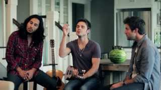 "Kris Allen Covers ""God Only Knows"""