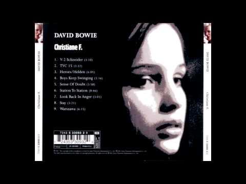 David Bowie - Station to Station (Christiane F. Wir Kinder Vom Bahnhof Zoo)