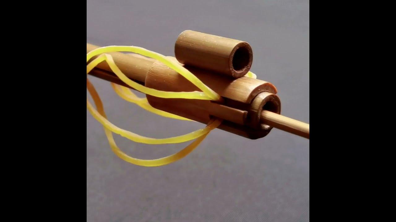 Bamboo Slingshot #Short #Shorts