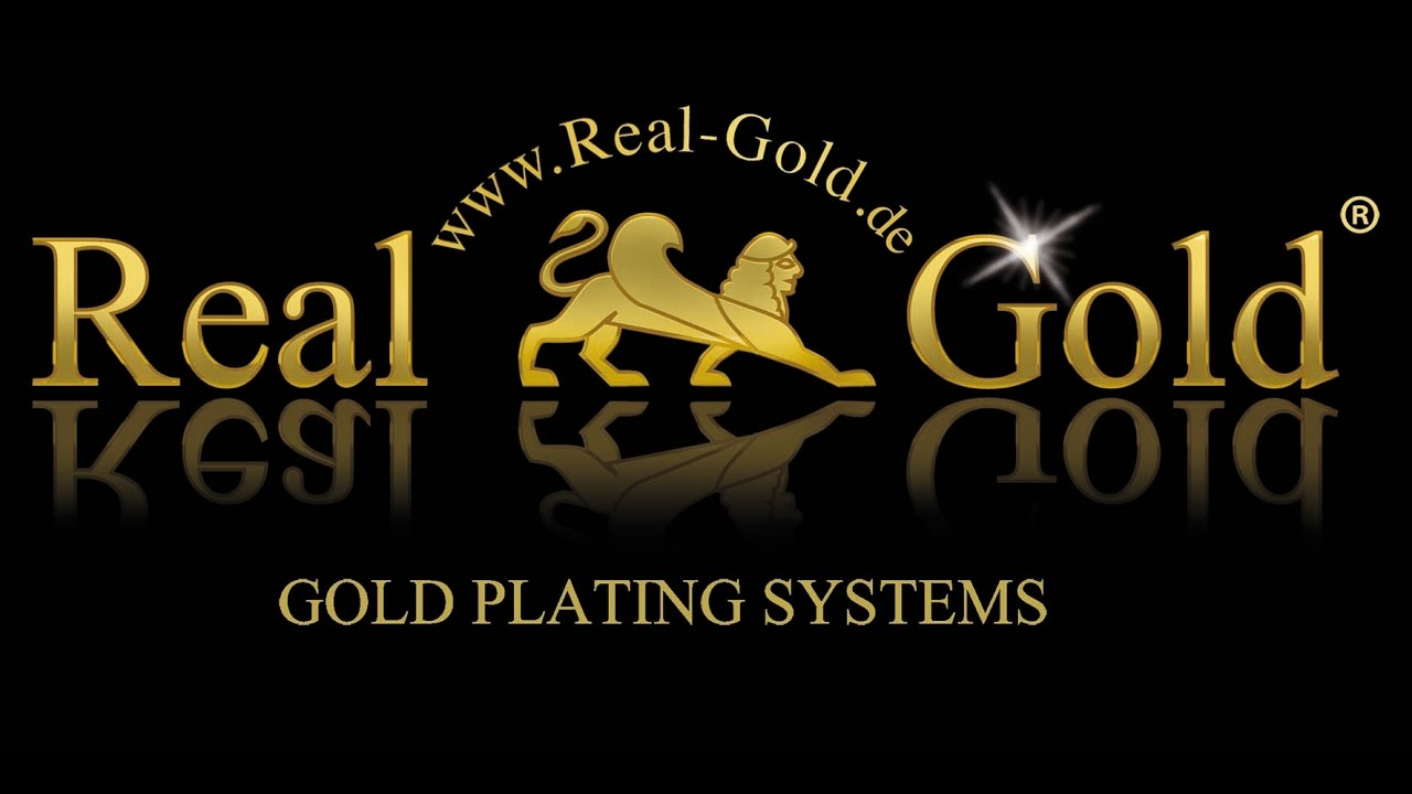 Goldrestauration Besteck Mit Echtgold Vergolden Youtube