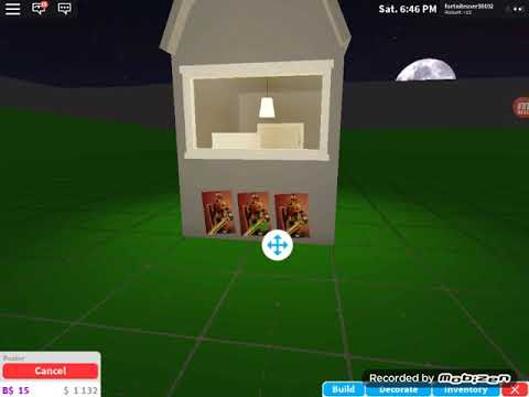How To Make A Lemonade Stand On Bloxburg Roblox Youtube