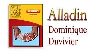 """色落ちしやすいカード!? My personal variation of """"Alladin"""" created..."""