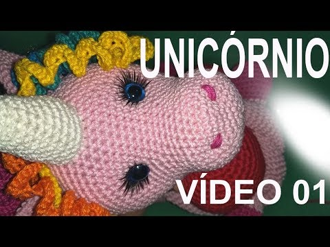 Unicornio Con Alas Pegaso Amigurumi Crochet Envio Gratis ...   360x480
