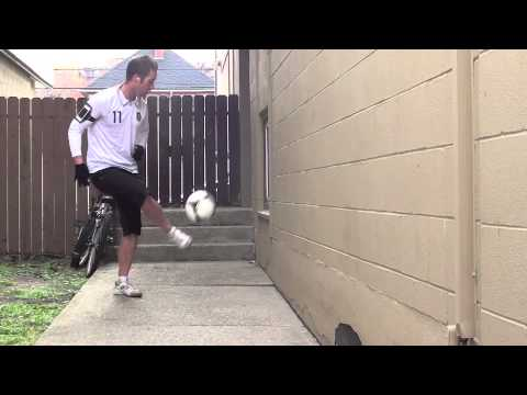 How To Improve Soccer Ball Control By Yourself  Soccer Drills  Soccer Ball Control Drills