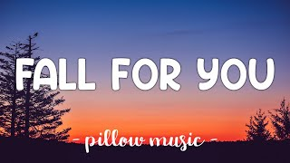 Fall For You - Secondhand Serenade (Lyrics) 🎵