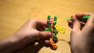 Видеоурок по плетению браслета