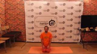 Хатха-йога для начинающих, для похудения, растяжка и пранаямы