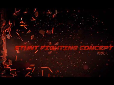 Umar Khan - Stunt Fighting Concept 特技人