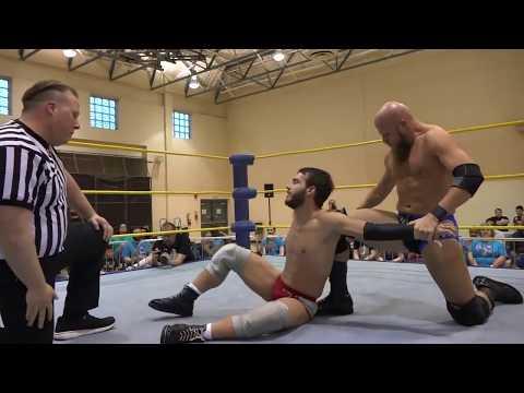 Ken Dixon vs Sage Philips - NoVA Pro Wrestling