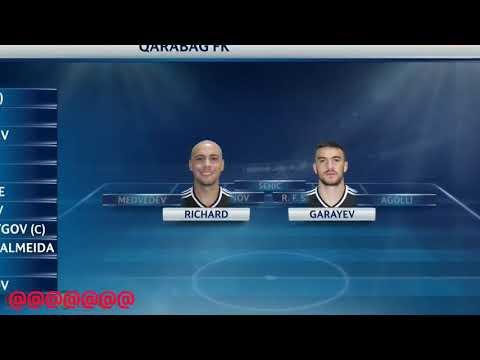 Карабах 0:0 Атлетико Мадрид. Обзор матча. 18.10.2017