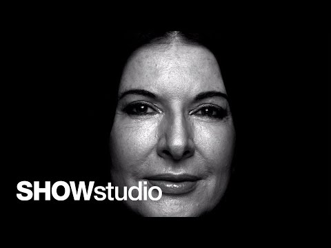 In Your Face: Interview: Marina Abramović