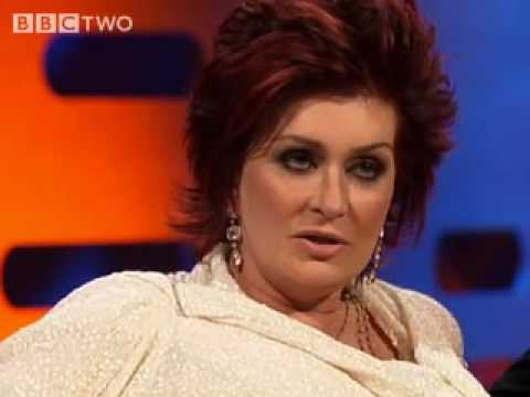 Sharon Goes For Dannii  The Graham Norton Show  BBC Two