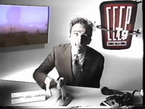 CCCP Fedeli alla Linea - PUBBLICITA' (1989)