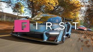 Making the McLaren Senna in Forza Horizon 4 - IGN First