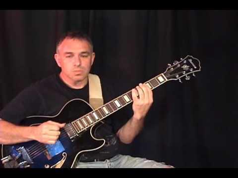 Fingerstyle guitar lesson, \