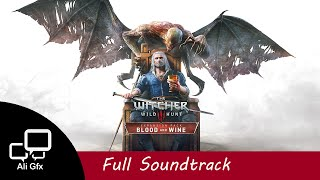 The Witcher 3: Blood and Wine - Full Soundtrack OST(The Witcher 3: Wild Hunt (Blood and wine) - Full Soundtrack OST Composed By Marcin Przybyłowicz, Mikolai Stroinski & Piotr Musiał Support CD PROJECT ..., 2016-05-31T14:56:06.000Z)
