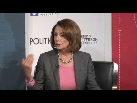 POLITICO Playbook: Interview with Nancy Pelosi