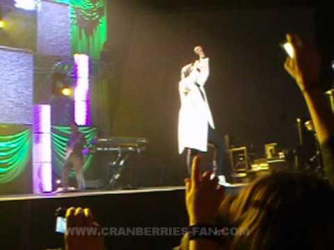 CRANBERRIES-ANALYSE Madrid 12.03.2010 (great audio)