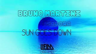 Video Bruno Martini Feat. Isadora - Sun goes down ( FUNK REMIX) DJ LIFIM download MP3, 3GP, MP4, WEBM, AVI, FLV April 2018