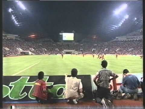 Malaysia Cup Final 1994 Part 1 Fandi Ahmad Singapore